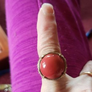 Jewelry - Vintage large costume ring